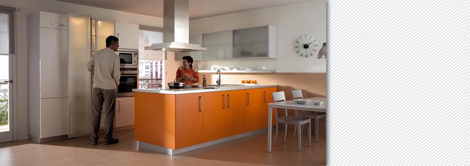 Cozinhas modernas, eficientes e funcionais